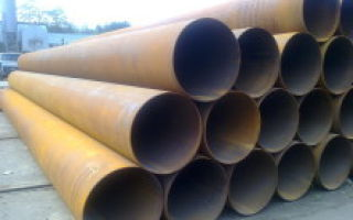 Труба электросварная стальная – назначение, параметры, производство