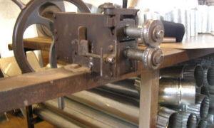 Зиговочная машина ручная (зиговка): изготовление своими руками, чертежи