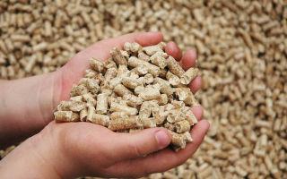 Топливные пеллеты (гранулы древесные, из соломы): виды, производство