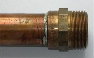 Медные трубы и фитинги для водопровода — преимущества, монтаж и особенности