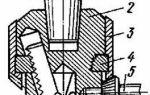 Обработка отверстий (сверление, цекование, развертывание и др.) и инструмент