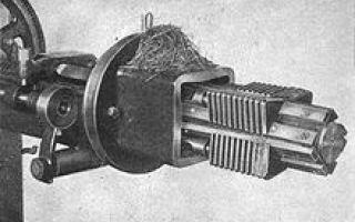 Протяжка и протяжной станок: обработка металла протягиванием