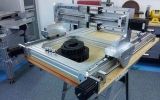 Шпиндель для фрезерного станка с чпу – варианты, изготовление своими руками