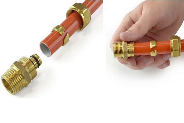 Медные фитинги: выбираем соединение для медных труб