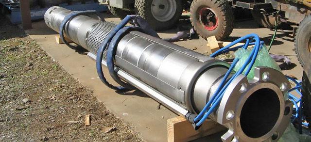 Замена насоса в скважине: меняем скважинный глубинный ЭВЦ-насос правильно
