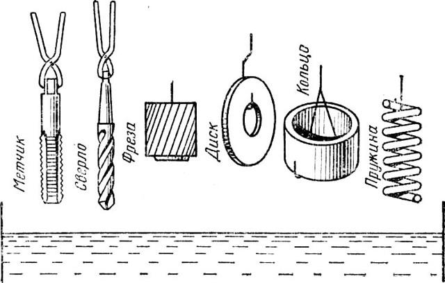 Закалка стали – способы, температура, правила