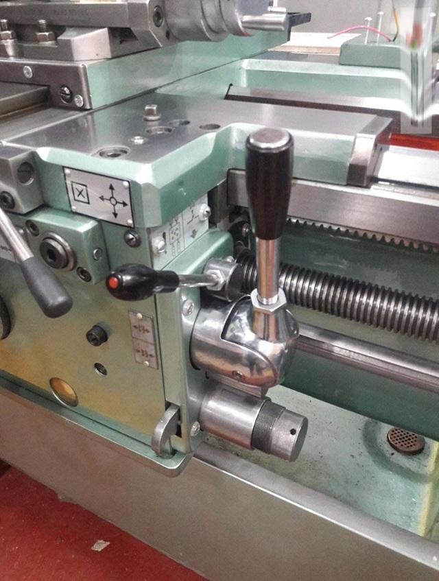 Токарный станок 16Б16КП – технические характеристики и устройство