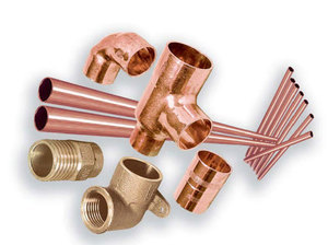 Медные трубы и фитинги для водопровода - преимущества, монтаж и особенности