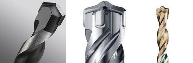 Победитовое сверло по металлу, бетону, камню: свойства, применение, заточка