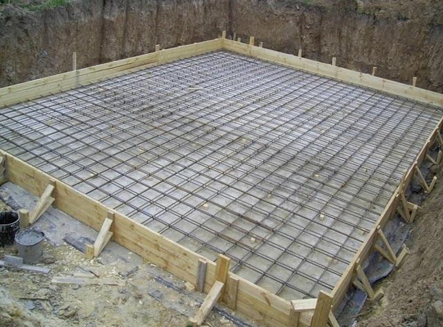 Сколько арматуры на 1 м3 бетона для фундамента: расход, норма