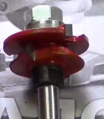 Фрезы для вагонки и филенок: делаем вагонку своими руками ручным фрезером (видео)
