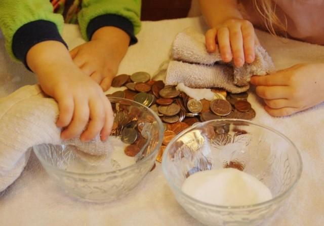 Как почистить медь в домашних условиях до блеска: лучшие средства