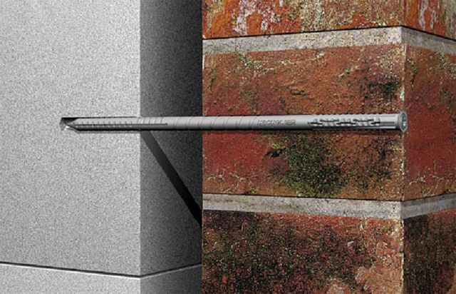 Химический анкер для бетона, газобетона, кирпича: инструкция, расход, видео