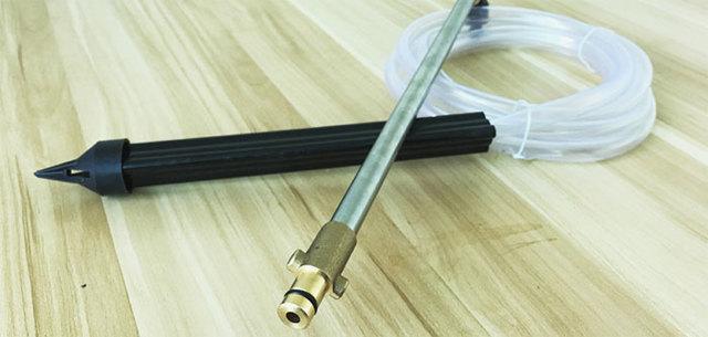 Пескоструйная насадка для karcher: пескоструй из мойки высокого давления