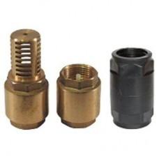 Латунные фитинги (резьбовые, для труб ПНД и другие)