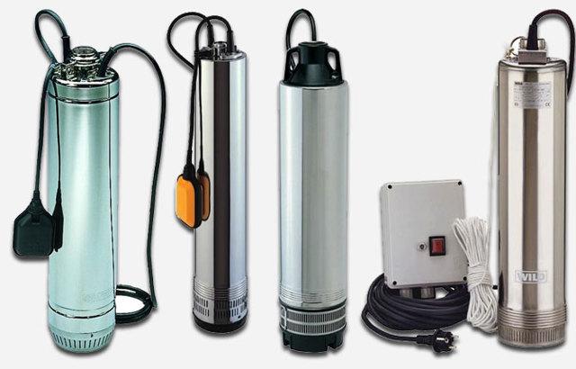 Водяные насосы для колодцев: виды и рекомендации по выбору