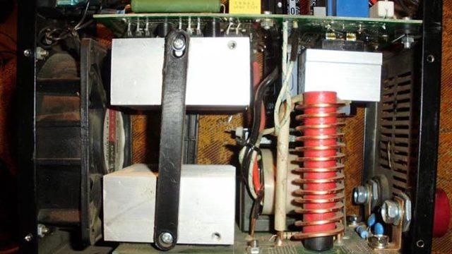 Принцип работы сварочного инвертора: устройство и характеристики