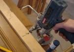 Фрезер для врезки замков и петель: фрезы, шаблоны, видео процесса