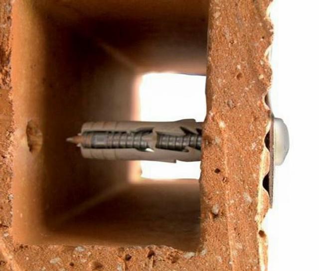 Дюбель для бетона и для кирпичной стены: размеры и монтаж