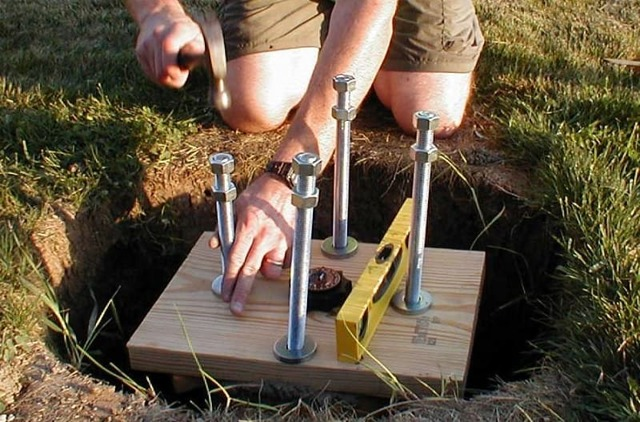 Анкерный болт с крюком (анкер-крюк): устройство и применение