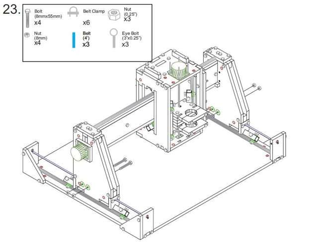 Фрезерный станок с ЧПУ своими руками: чертежи, видео, фото