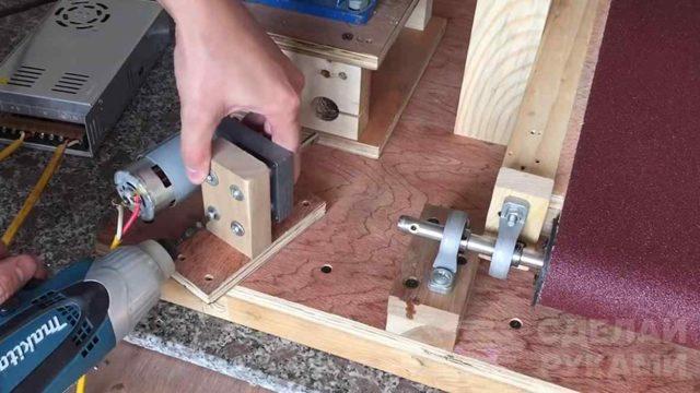 Плоскошлифовальный станок своими руками: чертежи, фото, видео