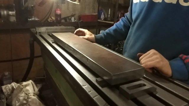 Координатный стол для сверлильного станка своими руками