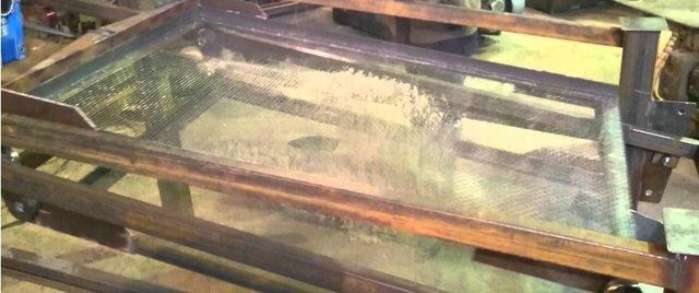 Песок для пескоструйной обработки: выбор абразива, расход, фракции