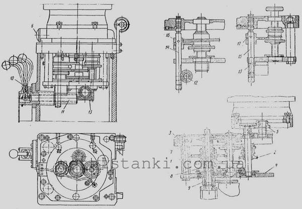 2Н118 - вертикально-сверлильный станок: технические характеристики