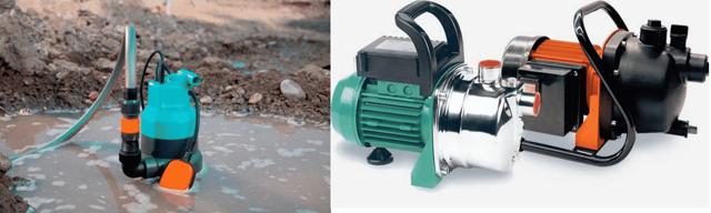 Грязевые насосы высокого давления для чистки колодца от песка и ила: виды, особенности