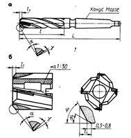 Зенкер и зенковка по металлу - суть процессов зенкерования и зенкования