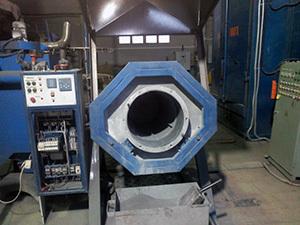 Термодиффузионное цинкование: технология и оборудование