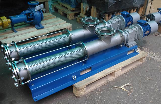 Винтовые насосы для скважины: виды шнековых погружных скважинных насосов