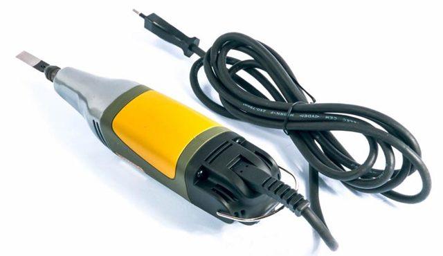 Электростамеска: виды и характеристики электрической стамески