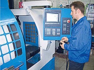 Токарно-фрезерный станок по металлу - обрабатывающий центр с ЧПУ