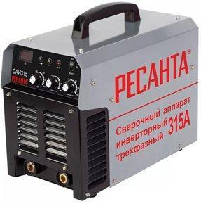 Инвертор «Ресанта»: виды инверторных сварочных аппаратов компании