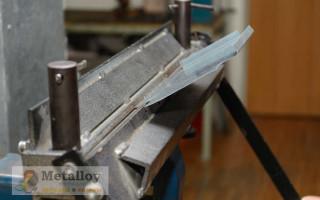Гибочный станок своими руками: делаем станок для гибки листового металла