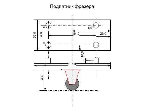 Лифт для фрезера своими руками: чертежи, видео, советы по изготовлению