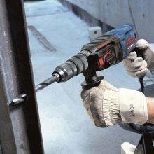 Сверла для перфоратора по бетону и металлу: виды, размеры