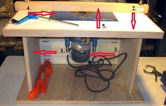 Как сделать фрезерный своими руками: видео-инструкция