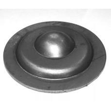 Заглушки для профильной трубы: пластиковые, металлические