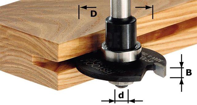 Фрезы для ручного фрезера по дереву: пазовые, насадные, концевые, кромочные и другие