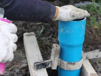 Обсадная труба для скважин – диаметр, требования, установка