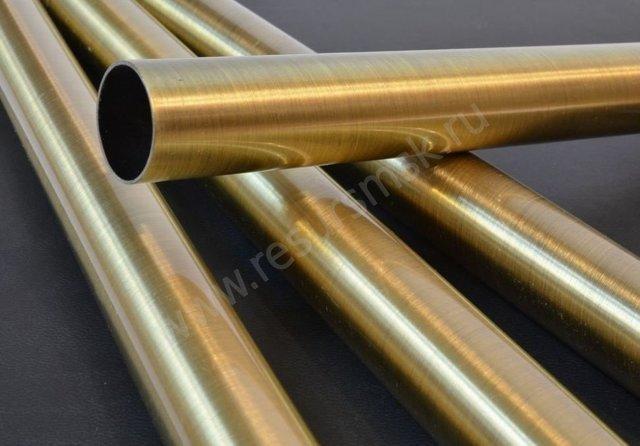 Латунная труба: требования ГОСТа, параметры, применение