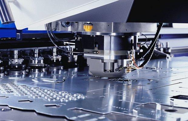 Штамповка деталей из листового металла: виды и оборудование