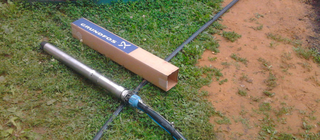 Насос погружной центробежный для скважины на воду: виды, параметры, выбор