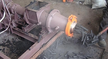 Оборудование для производства топливных брикетов из опилок и другого сырья