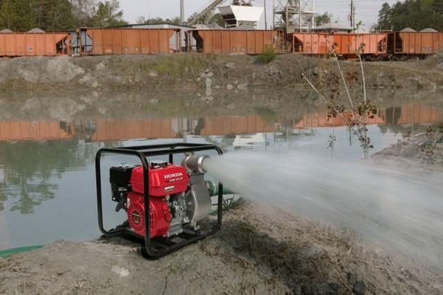 Дизельная мотопомпа для воды: обзор моделей, особенности