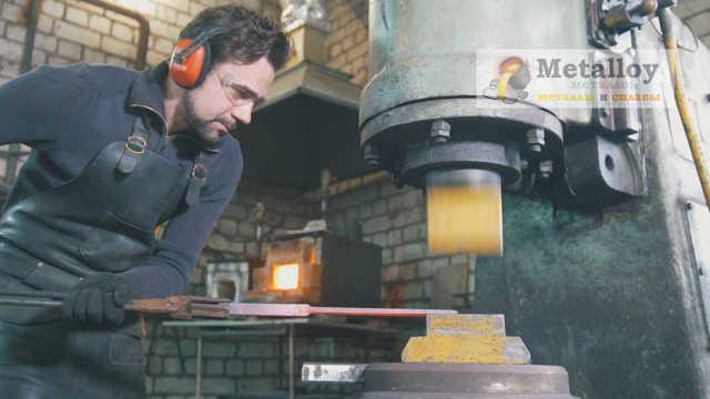 ОМД - обработка металлов давлением: способы и виды