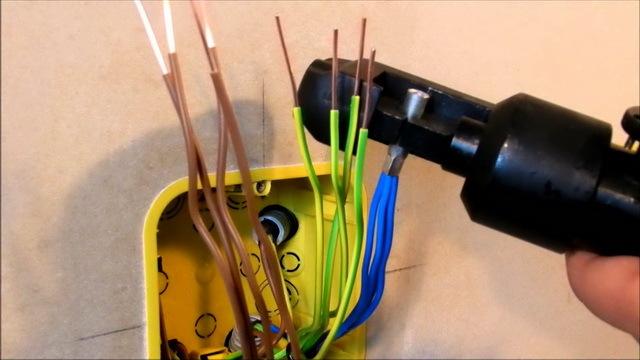 Гильзы для опрессовки проводов: виды, инструмент для обжима